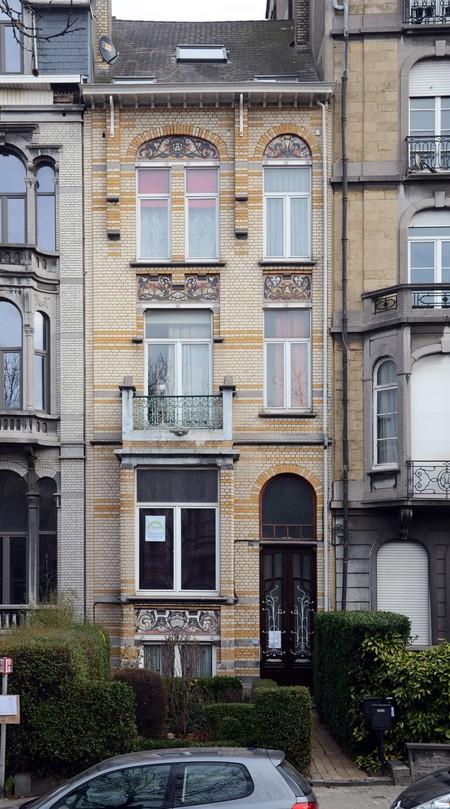 Boulevard Lambermont 146, Schaerbeek (© SPRB-BDU, photo APEB 2013).