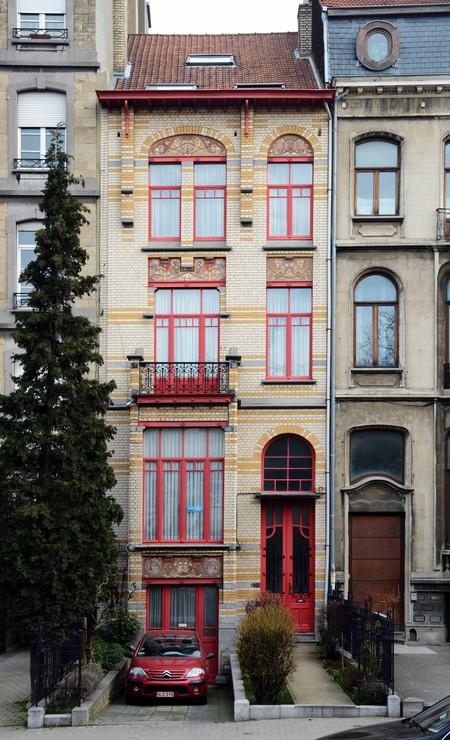 Lambermontlaan 150, Schaarbeek (© GOB-BSO, foto APEB 2013).