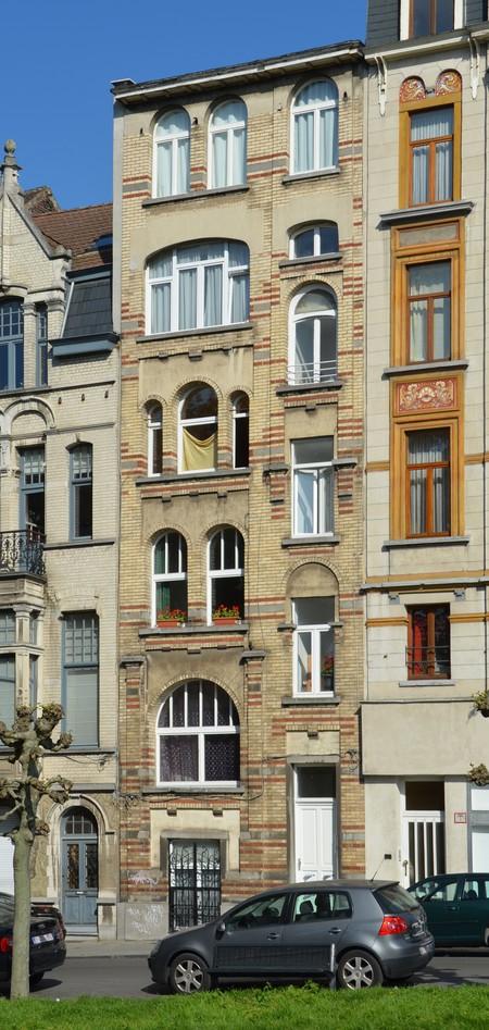 Avenue Louis Bertrand 92, Schaerbeek (© APEB, photo 2014).
