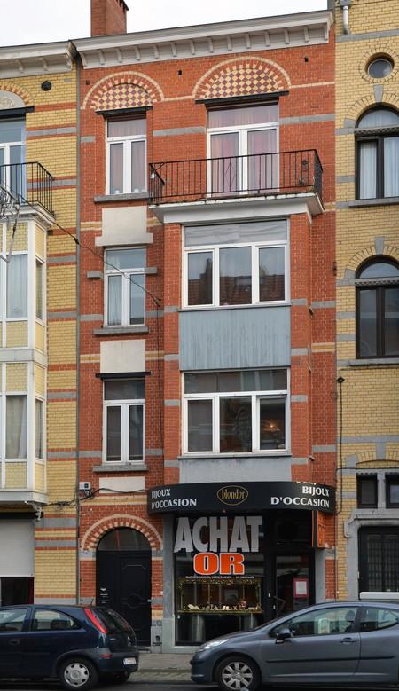 Chazallaan 17, Schaarbeek (© APEB, foto 2015).