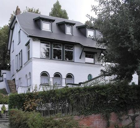 Doktersweg 14, De Panne, Villa 'Green Cottage' (© T. Verhofstadt, foto 2019)