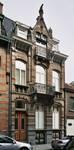 Rue Saint-Quentin 32, Bruxelles Extension Est (© SPRB-BDU, photo APEB 2008).