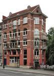 Avenue des Azalées 8-9, Schaerbeek (© SPRB-BDU, photo APEB 2012).