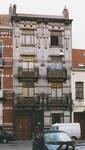 Rue Rasson 43-45, Schaerbeek (© APEB, photo 1999).