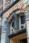 Paul Dejaerlaan 9, Sint-Gillis, deur naar de appartementen (© APEB, foto 2016).