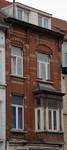 Rue des Éburons 21, Bruxelles Extension Est, étages (© APEB, photo 2015).