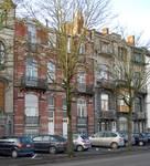 Boulevard des Déportés 30, 32 et 34, 36, Tournai (© APEB, photo 2007).
