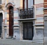 Rue Van Campenhout 51, Bruxelles Extension Est, rez-de-chaussée (© APEB, photo 2015).