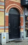 Chazallaan 17, Schaarbeek, deur (© APEB, foto 2015).