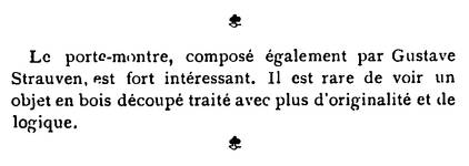 <i>La Gerbe, Revue d'Art décoratif et de Littérature</i>, I<sup>re</sup> année, n<sup>o</sup> 3, avril 1898, p. 85.