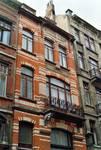 Rue Josaphat 269, Schaerbeek (© APEB, photo 2002).