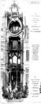 Square Ambiorix 11, Bruxelles Extension Est (A. Raguenet (dir.), <i>Monographies de bâtiments modernes</i>, 216<sup>e</sup> livraison, s.d., p. 308).