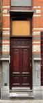 Rue Josaphat 269, Schaerbeek, porte (© APEB, photo 2013).