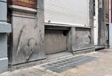 Josaphatstraat 259, Schaarbeek, onderbouw (© APEB, foto 2013).