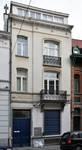 Rue Saint-Quentin 28, Bruxelles Extension Est, maison construite par un autre architecte (© APEB, photo 2016).