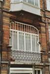 Rue Josaphat 259, Schaerbeek, premier étage (© APEB, photo 2002).