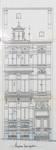 Rue de la Consolation 67, Schaerbeek, élévation, ACS/Urb. 54-67 (1907).