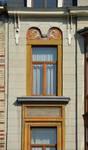 Avenue Louis Bertrand 94-96, Schaerbeek, première travée côté avenue, troisième étage (© APEB, photo 2014).
