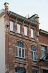 Chaussée de Wavre 580-582, Etterbeek, étages supérieurs (© APEB, photo 2016).