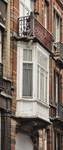Rue Josaphat 259, Schaerbeek, logette (© APEB, photo 2013).