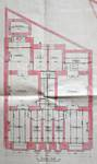 Avenue Chazal 17a-21, Schaerbeek, plan des caves, ACS/Urb. 46-17a-21 (1914).