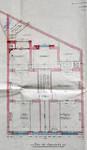 Avenue Chazal 17a-21, Schaerbeek, plan du rez-de-chaussée, ACS/Urb. 46-17a-21 (1914).