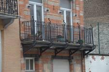 Rue des Éburons 31, Bruxelles Extension Est, premier étage (© APEB, photo 2015).