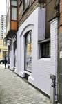 Rue Victor Lefèvre 61 et rue de Linthout 88, Schaerbeek, rez-de-chaussée rue de Linthout (© APEB, photo 2011).