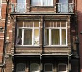 Chaussée de Louvain 231, Saint-Josse-ten-Noode, premier étage (© APEB, photo 2005).