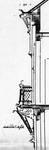 Rue Saint-Quentin 30, Bruxelles Extension Est, coupe longitudinale, détail de l'étage, AVB/TP 21435 (1899).