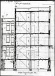 Chaussée de Wavre 580-582, Etterbeek, coupe longitudinale, ACEtt/TP 16559 (1904).