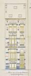 Boulevard Lambermont 146, Schaerbeek, élévation avant, ACS/Urb. 164-146 (1910).