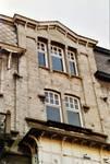 Boulevard des Déportés 34, Tournai, lucarne-pignon (© APEB, photo 2002).