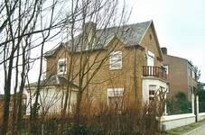 Hoge Duinenlaan 6, De Panne, Villa 'Les Sablines', linker zijgevel (© T. Verhofstadt, foto 2001)
