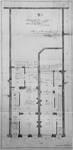 Jozef II-straat 148 en 150, Brussel Uitbreiding Oost, grondplan gelijkvloers, SAB/OW 13056 (1898).