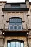 Boulevard des Déportés 36, Tournai, second étage (© APEB, photo 2002).