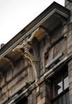 Rue Josaphat 271-273, Schaerbeek, corniche (© SPRB-BDU, photo APEB 2013).
