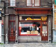 Rue Josaphat 275-277, Schaerbeek, rez-de-chaussée (© APEB, photo 2015).