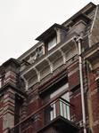 Rue Josaphat 334-336, Schaerbeek, troisième étage et brisis (© SPRB-BDU, photo APEB 2013).