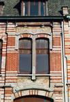 Avenue Van Cutsem 29, Tournai, étage, fenêtre droite (© APEB, photo 2002).