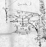 Louis Bertrandlaan 63-65, plannen voor de markies, detail, GAS/DS 176-63 (1907).