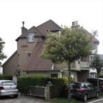 Hoge Duinenlaan 22 en 26, De Panne, Villa's 'Les Lauriers' en 'Maison Neuve' (© T. Verhofstadt, foto 2019)