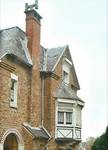 Hoge Duinenlaan 6, De Panne, Villa 'Les Sablines', rechter zijgevel (© T. Verhofstadt, foto 2001)
