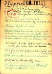 Fiche « sépultures et cimetières militaires » (www.wardeadregister.be).