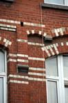 Chaussée de Louvain 237-239, Saint-Josse-ten-Noode, deuxième étage, détail (© APEB, photo 2016).