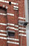 Leuvensesteenweg 237-239, Sint-Joost-ten-Node, tweede verdieping, detail (© APEB, foto 2016).