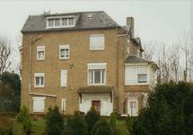 Hoge Duinenlaan 6, De Panne, Villa 'Les Sablines', achtergevel (© T. Verhofstadt, foto 2001)