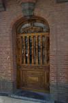 Zeelaan 131, La Panne, porte d'entrée (© T. Verhofstadt, photo 2019)