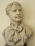 Buste de Georges Léonard de Saint Cyr (Collection de Changy).