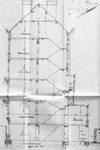 Rue Rasson 43-45, Schaerbeek, coupe longitudinale, ACS/Urb. 231-43-45 (1906).